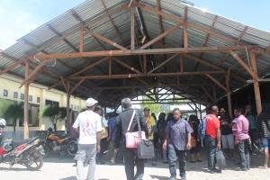 Ruang Kedatangan Bandara Wamena